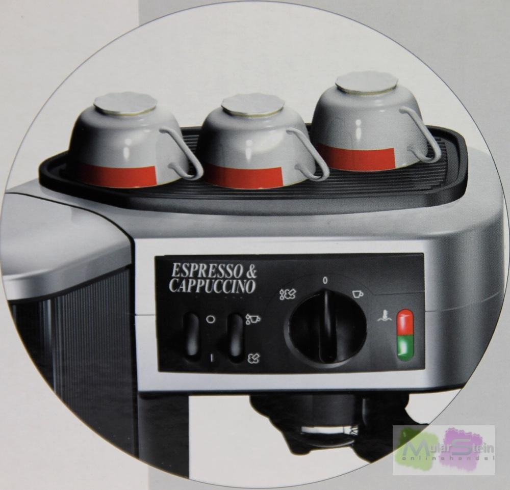 WIK 9731 Espresso und CappuccinoMaschine Kaffeemaschine  ~ Kaffeemaschine Heißer Kaffee