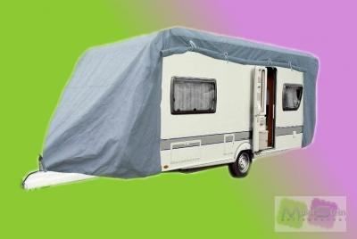 schutzh lle robust f r wohnwagen bis 4 6m l nge regen. Black Bedroom Furniture Sets. Home Design Ideas