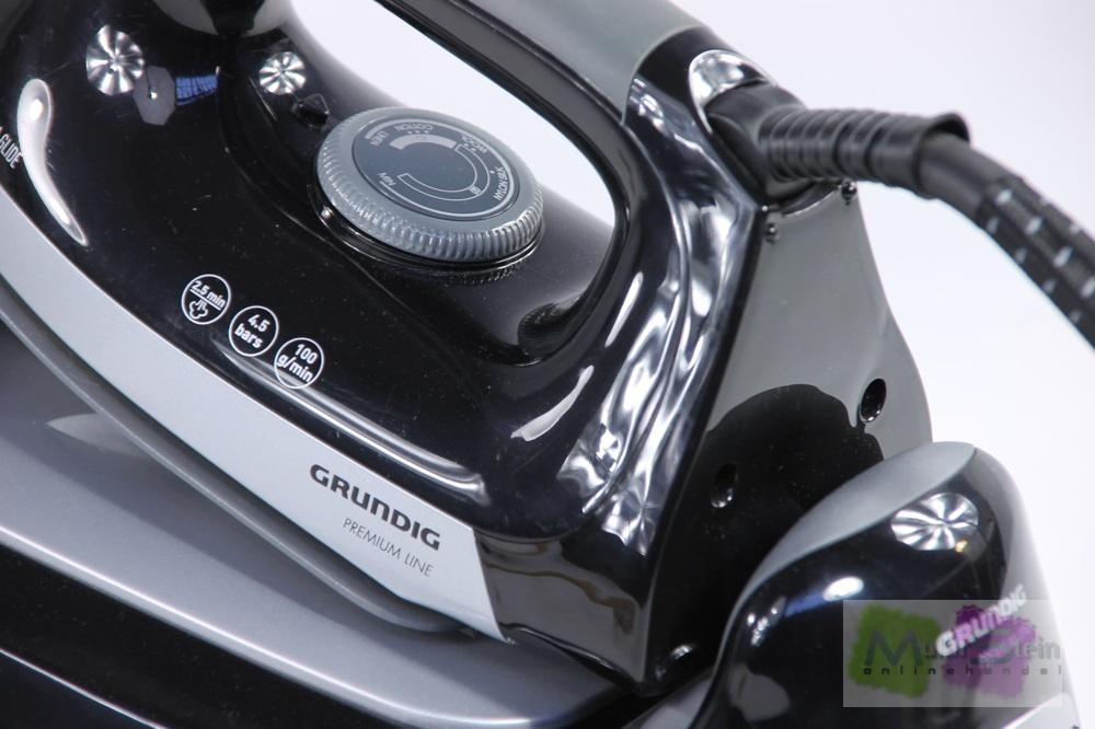 Philips GC9220/02 PerfectCare Dampfbügelstation mit Optimal TEMP