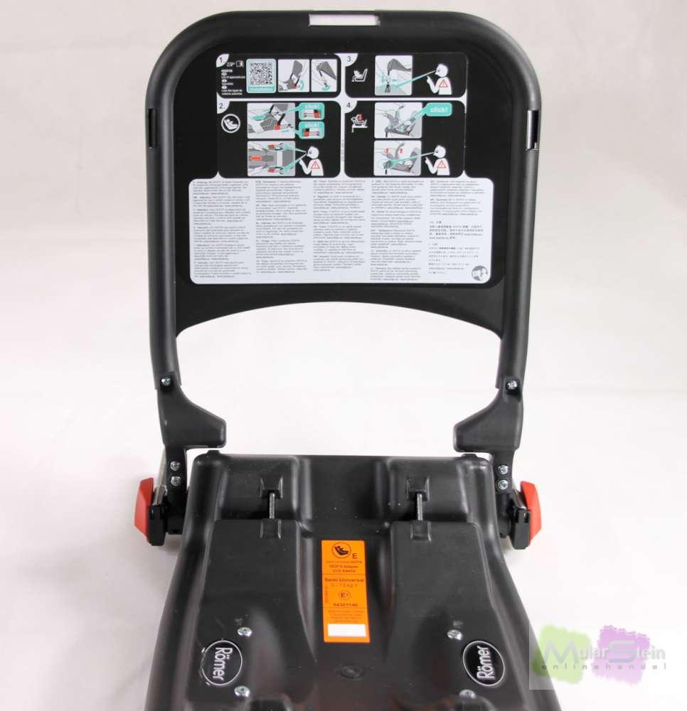 r mer 2000004058 baby safe isofix base babysafe baby ebay. Black Bedroom Furniture Sets. Home Design Ideas
