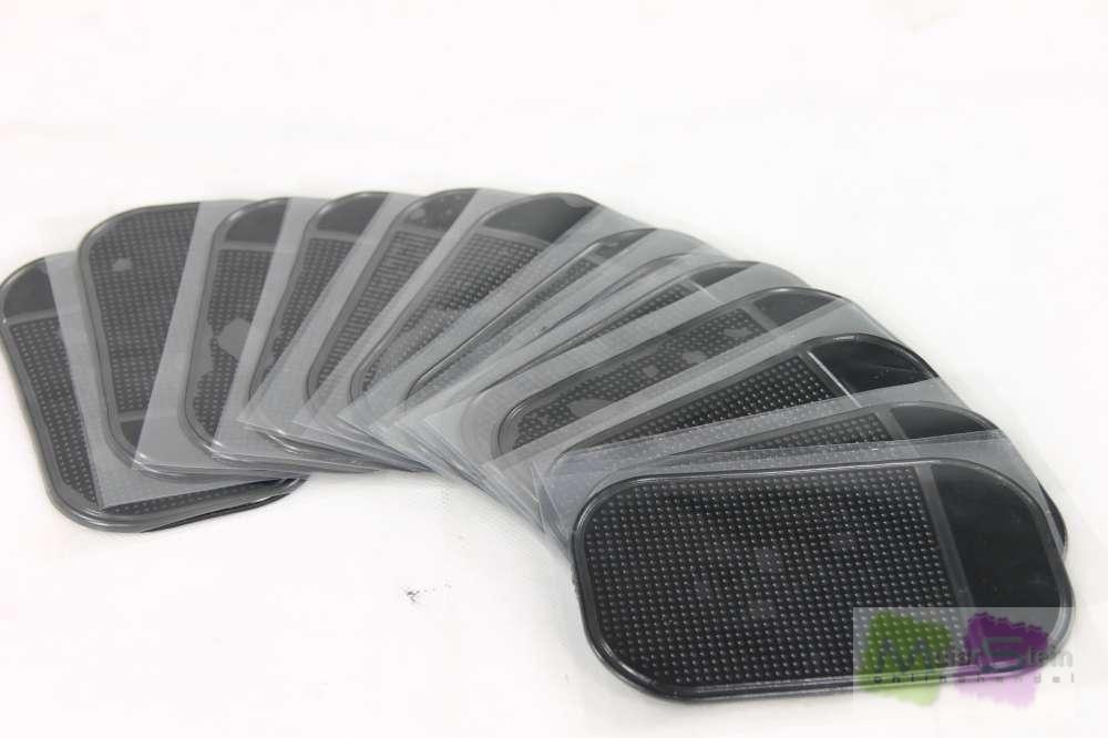 10 x anti rutsch matte kfz boot haft pad antirutsch pad handy pads neu schwarz ebay. Black Bedroom Furniture Sets. Home Design Ideas