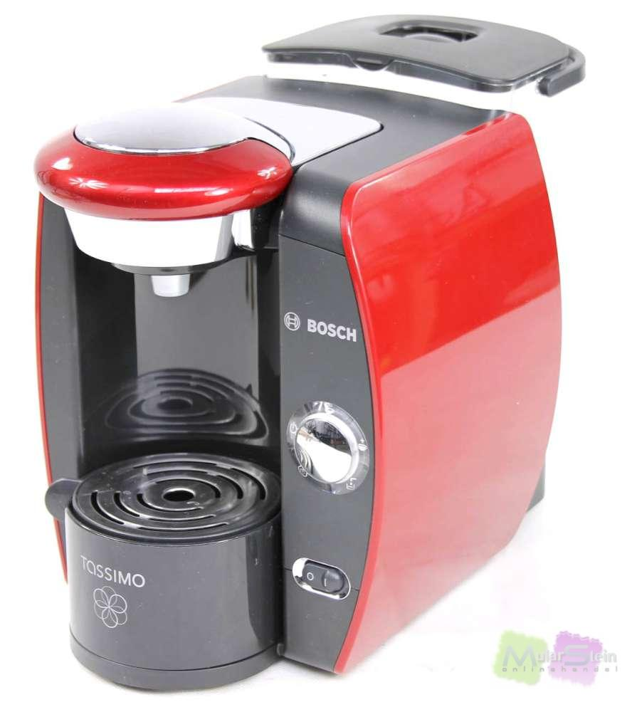 bosch tassimo t42 multi getr nke automat glamour red ebay. Black Bedroom Furniture Sets. Home Design Ideas