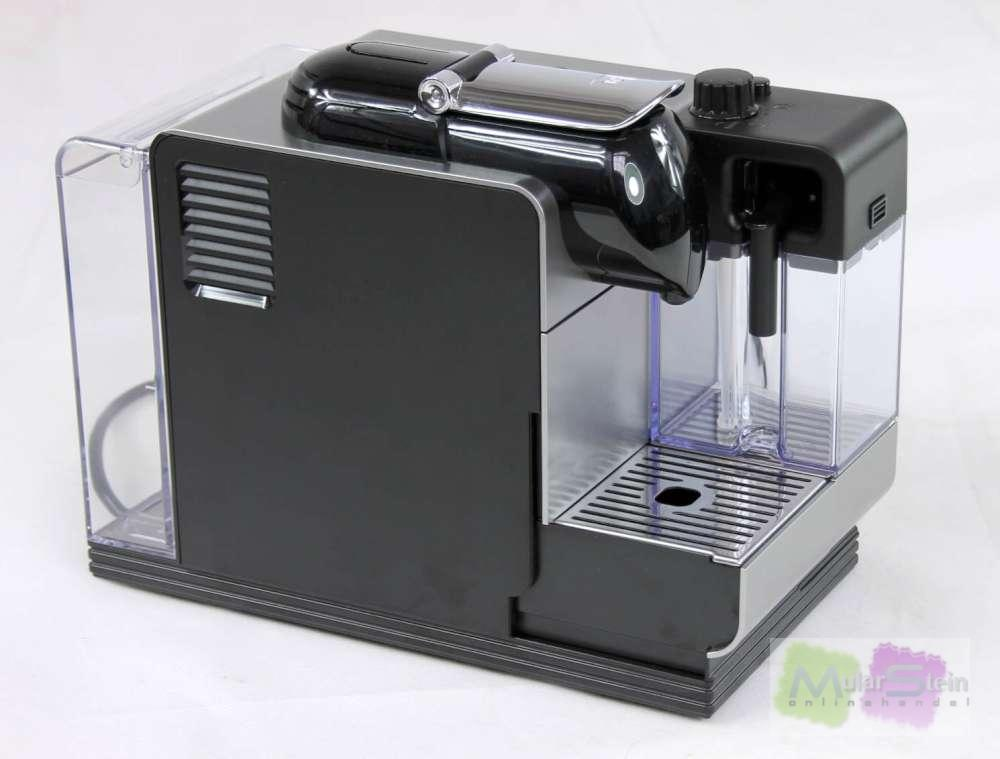 delonghi en 520 s nespresso lattissima milchschaum system ice silver. Black Bedroom Furniture Sets. Home Design Ideas