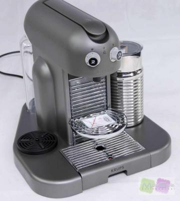 how to clean gran maestria machine