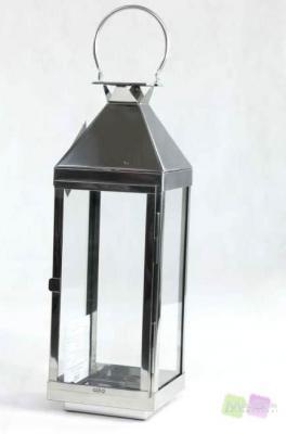cilio edelstahl laterne villa kerzenst nder gartenleuchte windlicht ebay. Black Bedroom Furniture Sets. Home Design Ideas