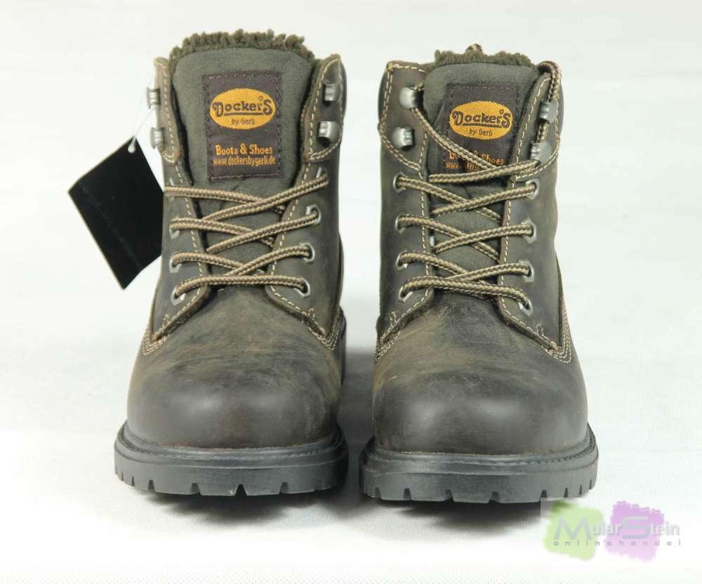 dockers damen boots eu 39 braun chocolate stiefel. Black Bedroom Furniture Sets. Home Design Ideas