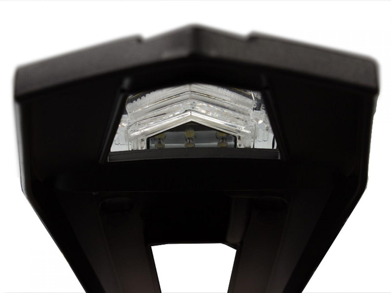 polisport led r cklicht kennzeichenhalter 02 yamaha wr 125. Black Bedroom Furniture Sets. Home Design Ideas