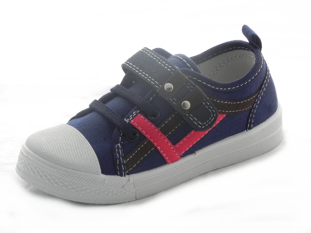 children sneaker trainers size 25 29 with velcro trainers