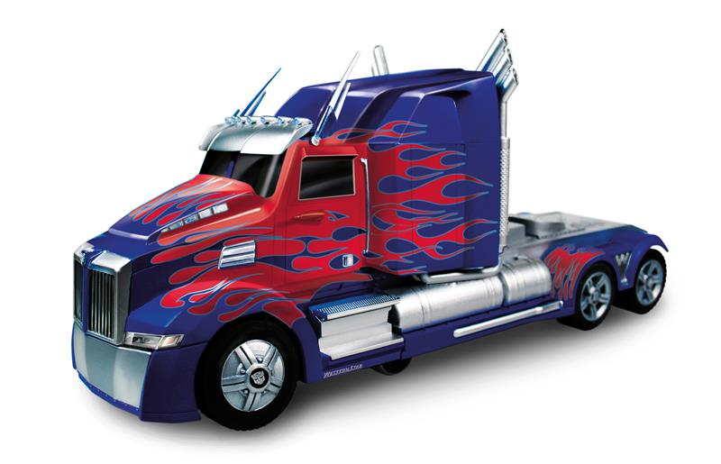 Nikko rc autobot optimus prime transformers