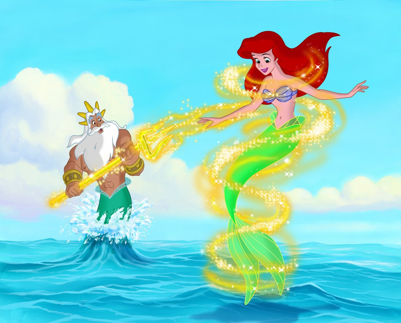 Arielle Die Meerjungfrau 3