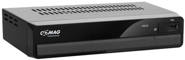 comag hd 25 satelliten receiver tv hd sat fernsehen ebay. Black Bedroom Furniture Sets. Home Design Ideas