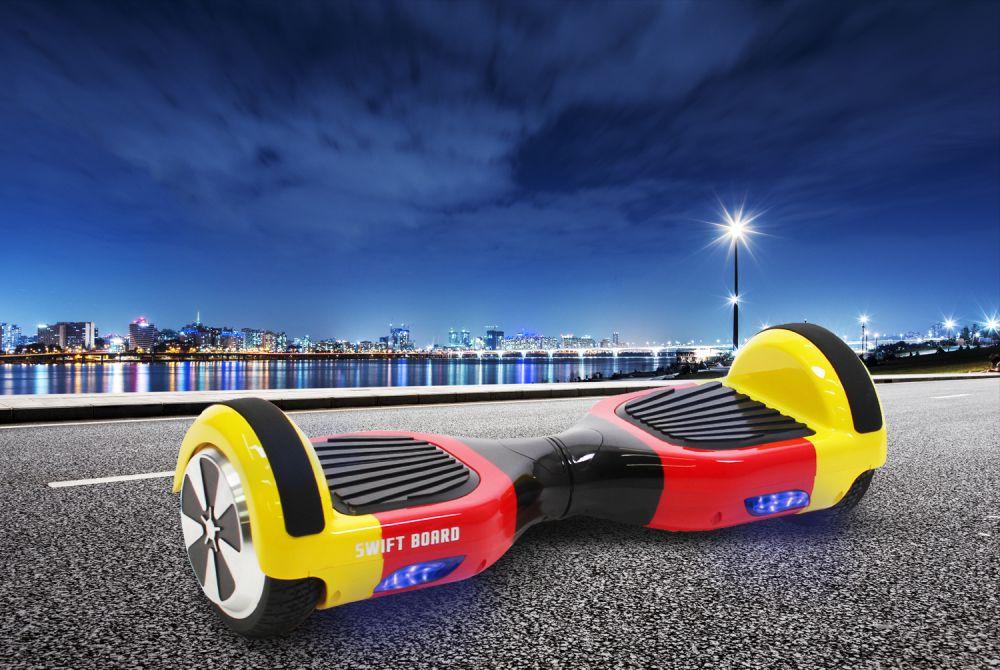 6 5 hoverboard swift board smart balance wheel elektro scooter deutschland akku ebay. Black Bedroom Furniture Sets. Home Design Ideas