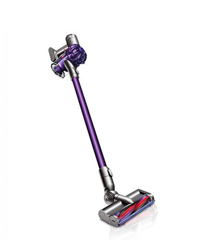 dyson v6 animalpro kabelloser akku staubsauger akkusauger beutellos lila ebay. Black Bedroom Furniture Sets. Home Design Ideas