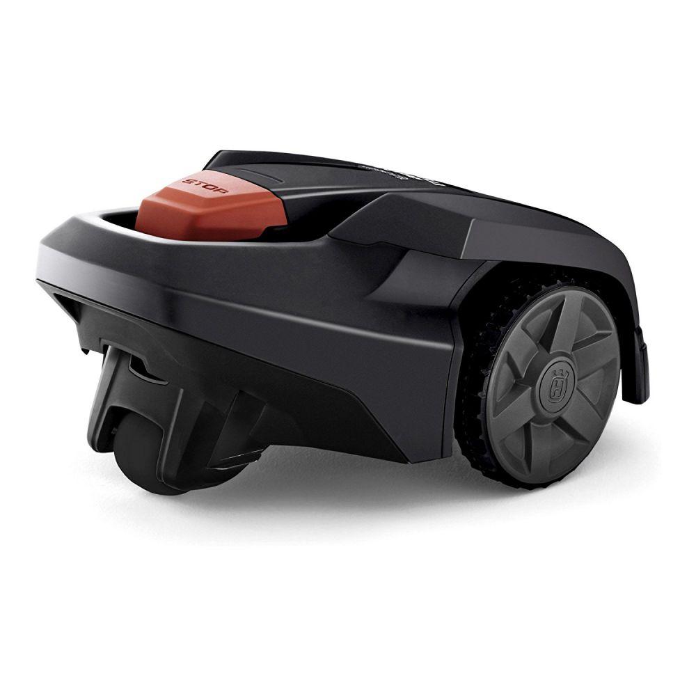 husqvarna m hroboter automower 105 rasenroboter rasenm her 600m ebay. Black Bedroom Furniture Sets. Home Design Ideas