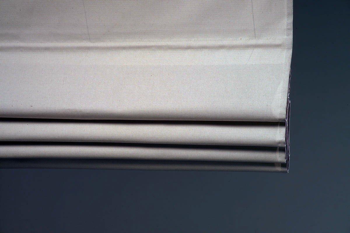 sch ner wohnen raffrollo cordoba 80 x 190cm faltrollo jalousie ecru beige uvp 58 ebay. Black Bedroom Furniture Sets. Home Design Ideas