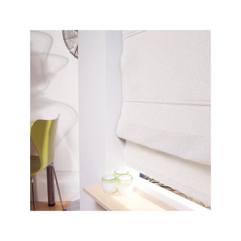 sch ner wohnen raffrollo zaragoza 80 x 190cm faltrollo jalousie wei uvp 48 euro ebay. Black Bedroom Furniture Sets. Home Design Ideas
