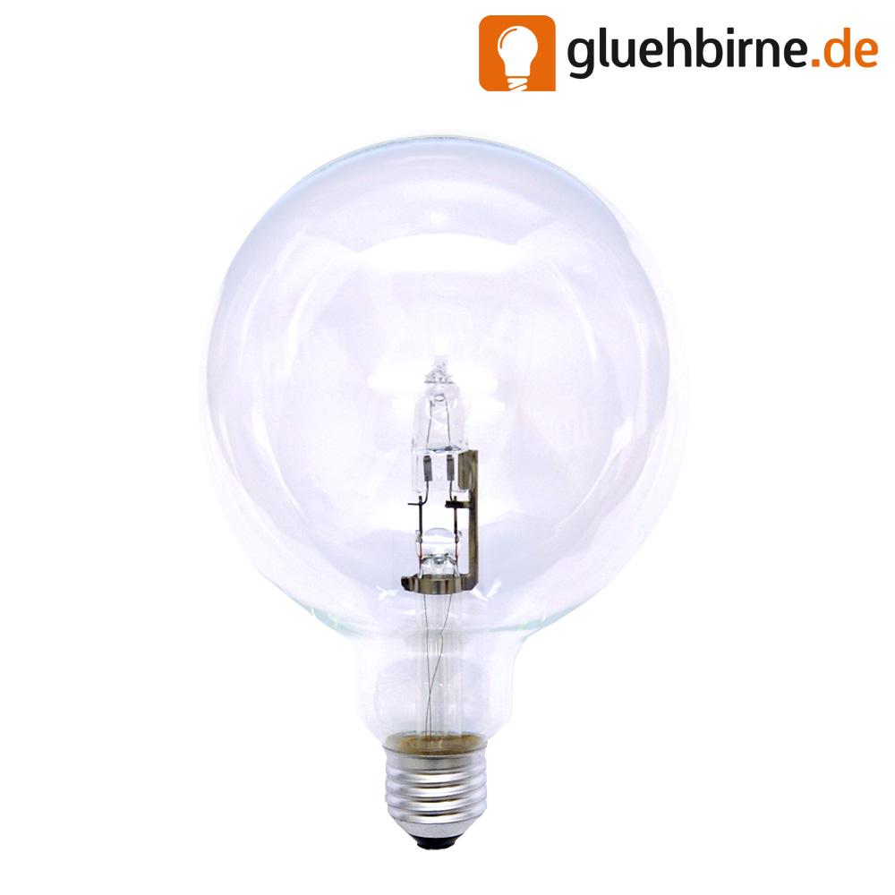 leuci halog ne eco ampoule globe 42 w 60 w e27 ampoule claire g120 126 mm globo ebay. Black Bedroom Furniture Sets. Home Design Ideas