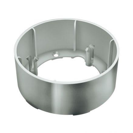 osram tresol led einbauleuchte aufbaurahmen f r 4 5w geh use silber ebay. Black Bedroom Furniture Sets. Home Design Ideas