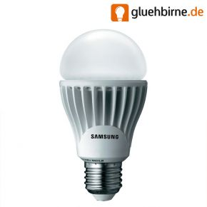 Samsung LED Glühbirne 10,8W = 60W E27 810lm warmweiß Sparlampe Lampe warm 2700K