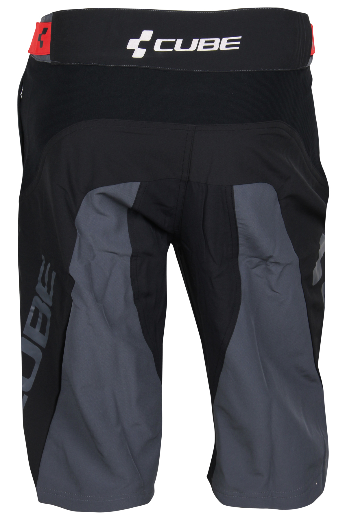 cube herren fahrrad hose kurz shorts blackline 11183. Black Bedroom Furniture Sets. Home Design Ideas