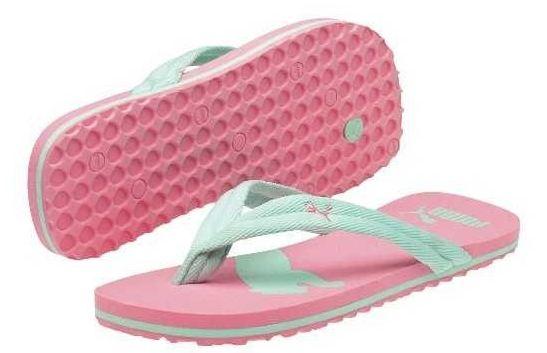 puma flip flops damen pink