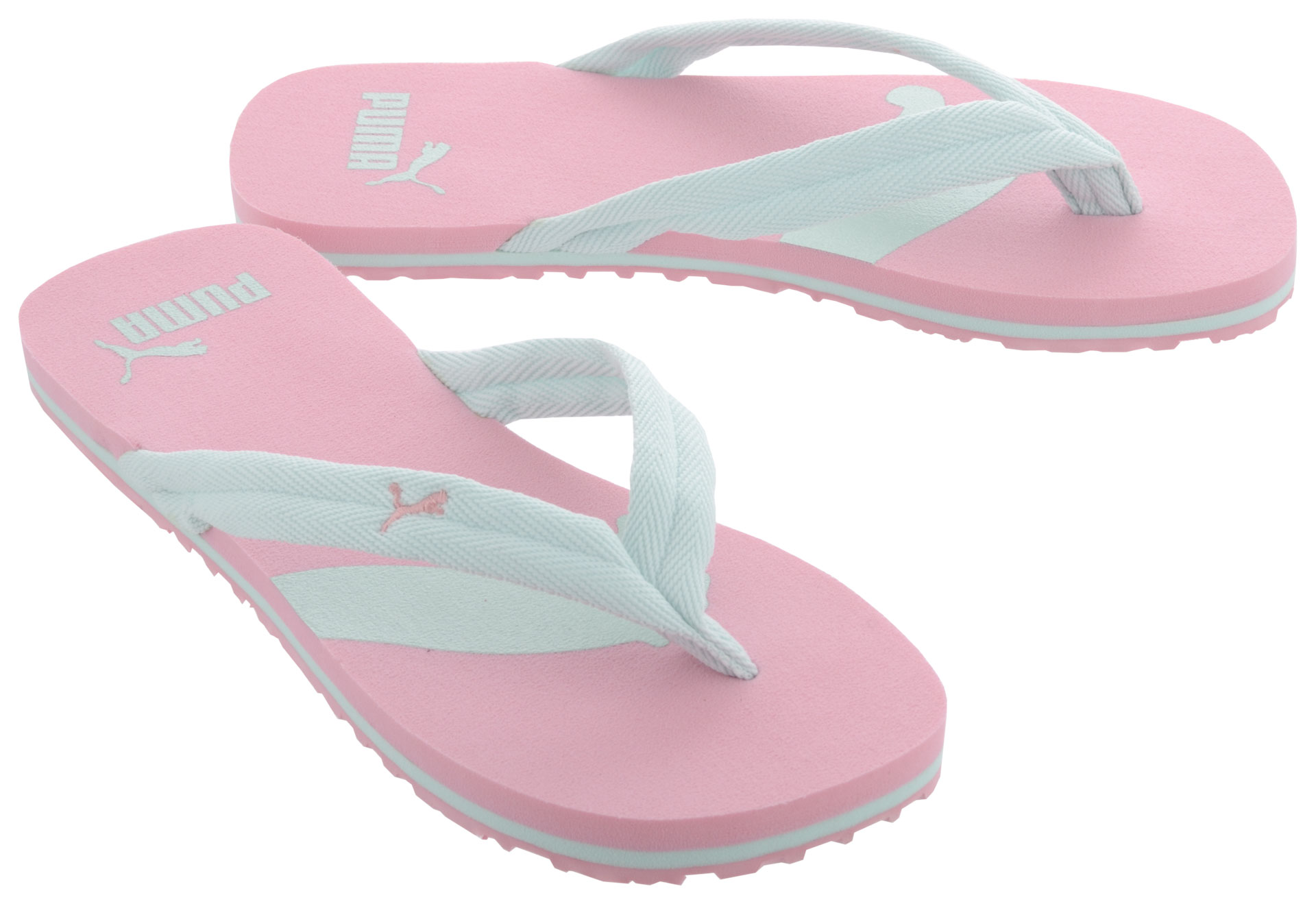 puma flip flops damen rosa