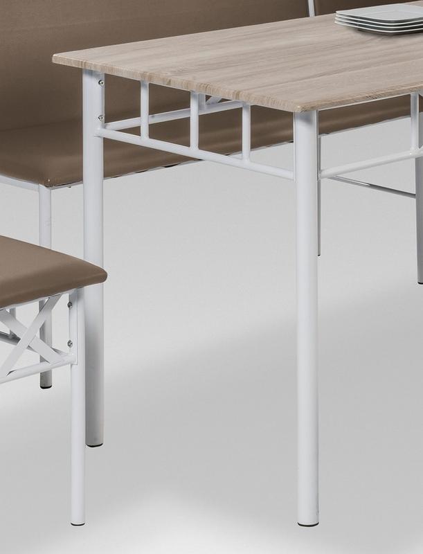 eckbankgruppe dorothea mit tisch und hocker landhausstil uvp 249 95 ebay. Black Bedroom Furniture Sets. Home Design Ideas