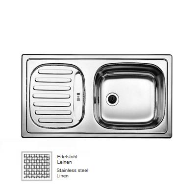 blanco einbausp le blancoflex mini edelstahl leinen neu ebay. Black Bedroom Furniture Sets. Home Design Ideas