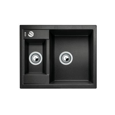 blanco sp le silgranit blanco metra 6 s sink w 100 d 50 cm bowl silgranit the latest sink. Black Bedroom Furniture Sets. Home Design Ideas
