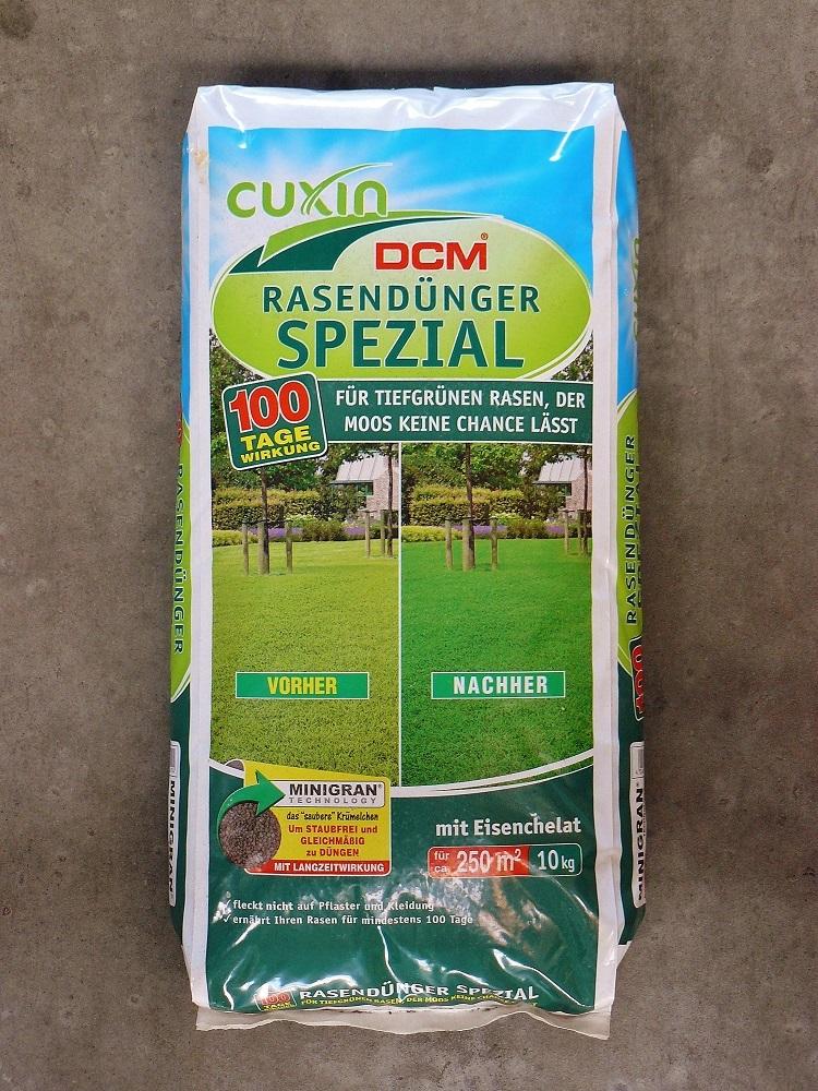 cuxin dcm rasend nger spezial 10 kg startd nger rasen. Black Bedroom Furniture Sets. Home Design Ideas