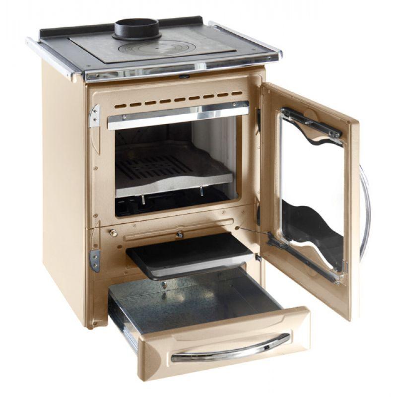 Küchenofen La Nordica Cuccinotta Creme 9 kW  eBay