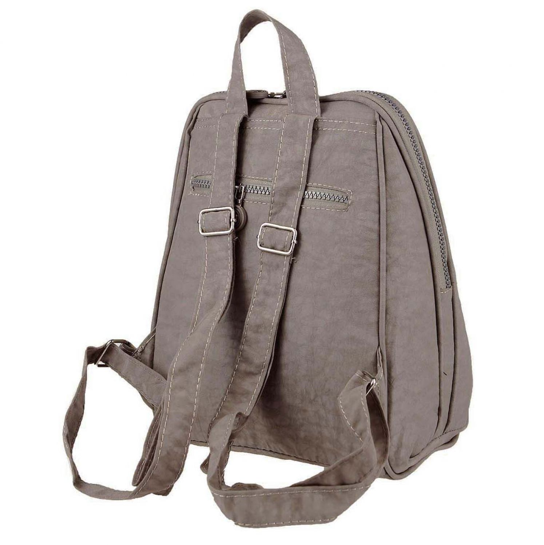 leichter damen city rucksack schultertasche tasche freizeit backpack bag daypack ebay. Black Bedroom Furniture Sets. Home Design Ideas