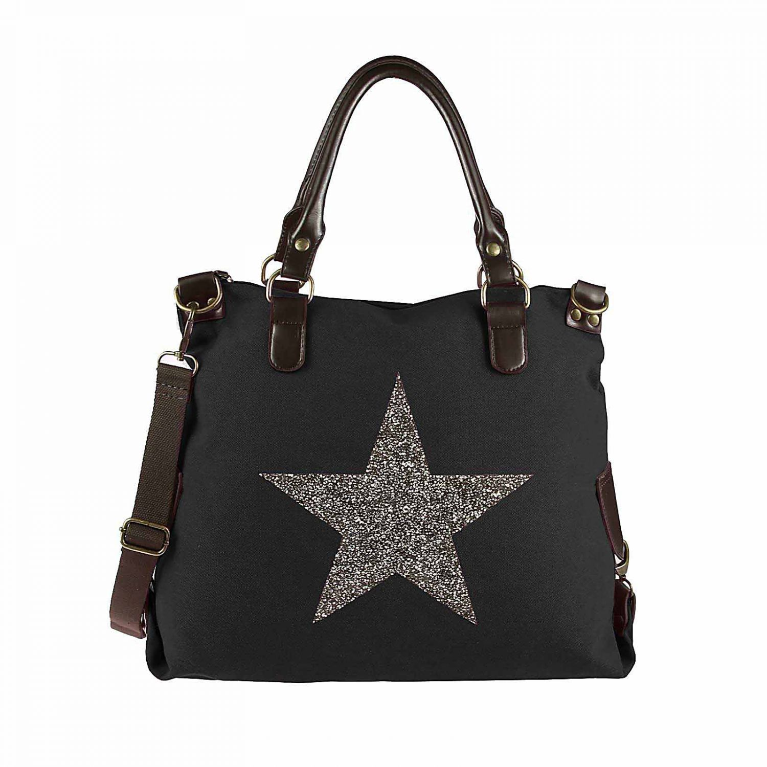 Sac A Main Bandouliere Strass : Besace pour femme din a strass ?toile sac toile denim