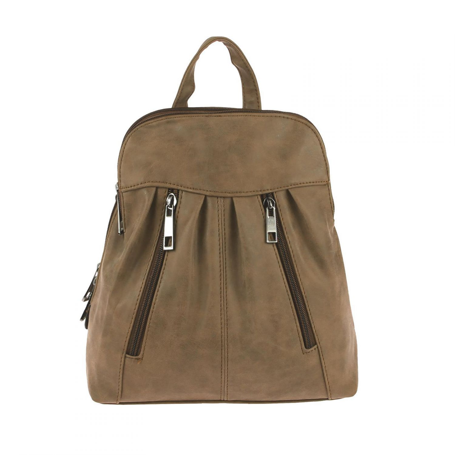 damen rucksack cityrucksack tasche stadtrucksack schultertasche backpack daypack ebay. Black Bedroom Furniture Sets. Home Design Ideas