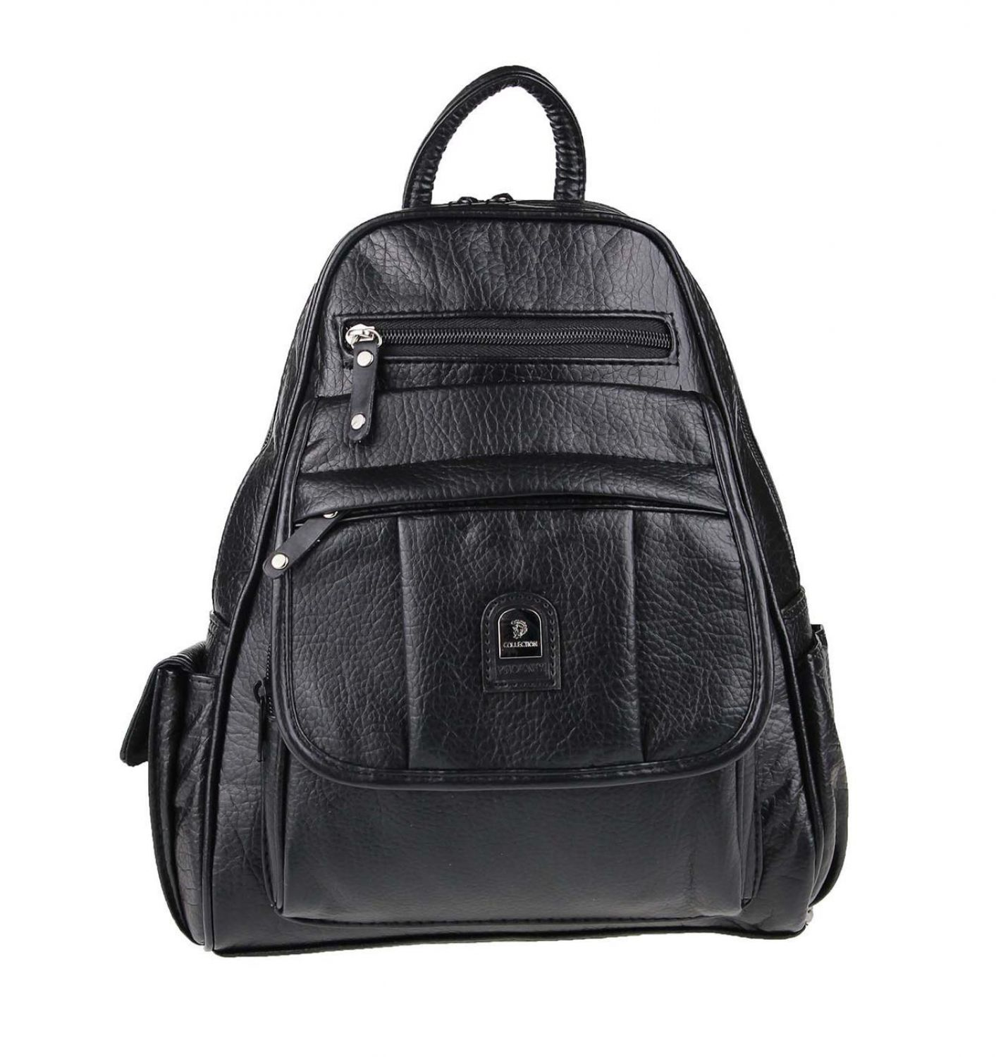 luxus unisex rucksack cityrucksack tasche stadtrucksack schultertasche tasche ebay. Black Bedroom Furniture Sets. Home Design Ideas