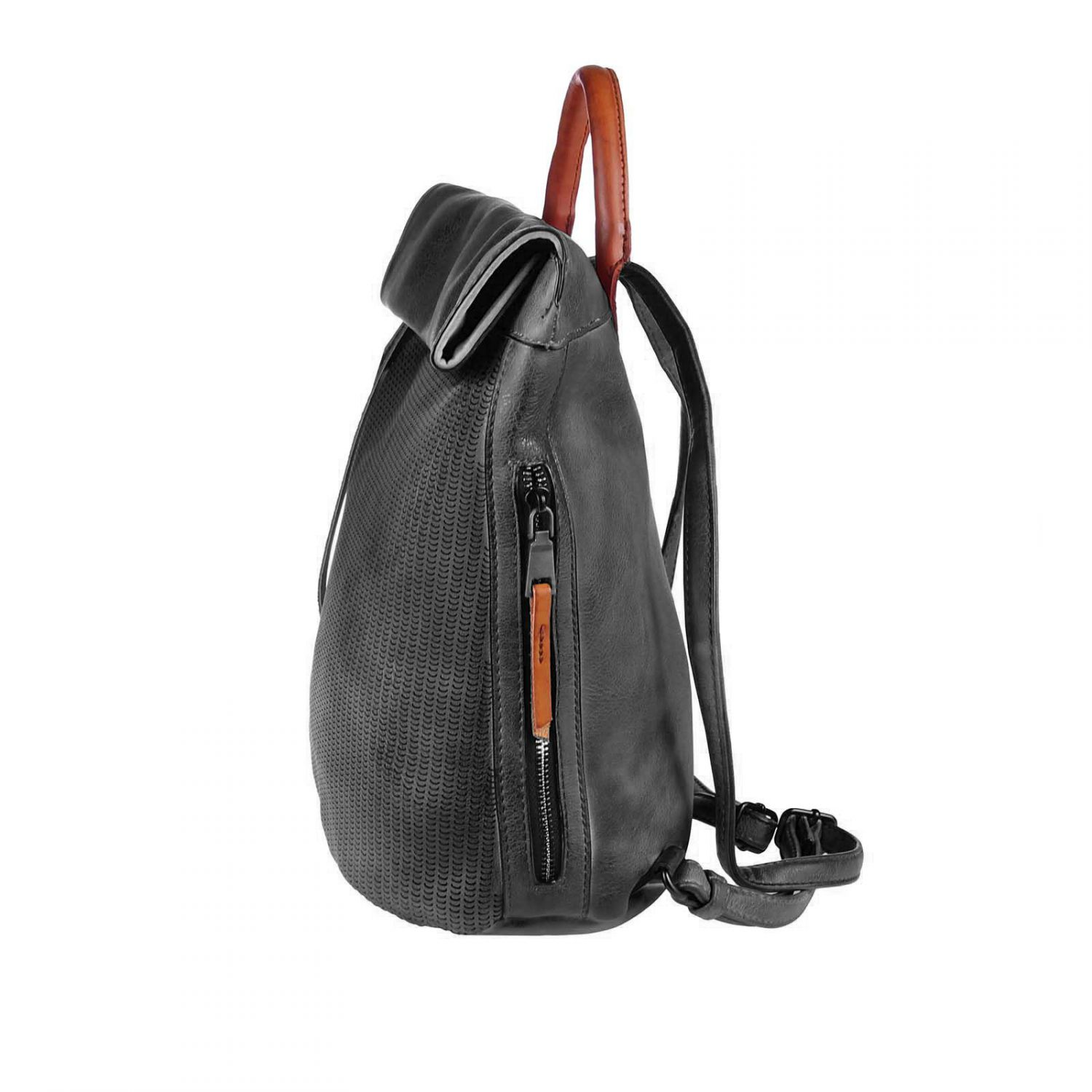 damen leder rucksack tasche city rucksack schultertasche backpack shopper it bag ebay. Black Bedroom Furniture Sets. Home Design Ideas