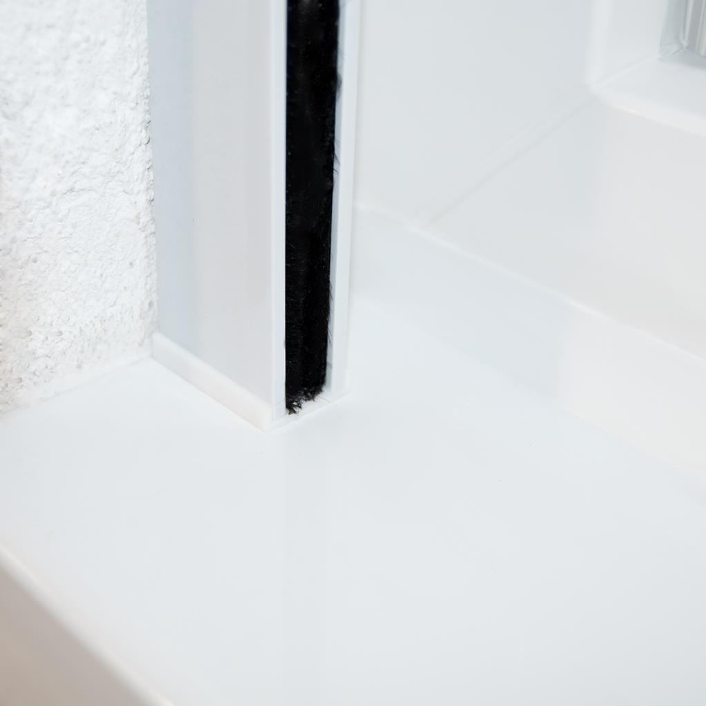 fliegengitter rollo pvc bausatz basic f fenster alle. Black Bedroom Furniture Sets. Home Design Ideas