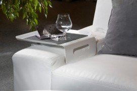 Sofa butler james tablett tisch beistelltisch ebay for Sofa butler