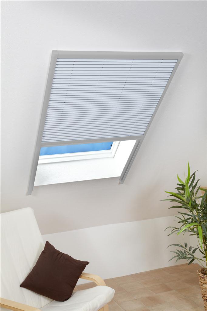 sonnenschutz dachfenster plissee sonnenschutz und sichtschutz plissee jalousie ebay. Black Bedroom Furniture Sets. Home Design Ideas