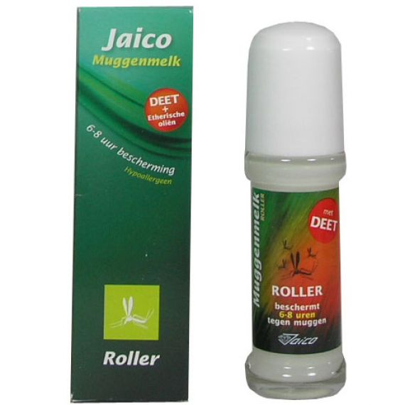 euro pro 100ml jaico insektenschutz roller 20 deet anti m cken zecken. Black Bedroom Furniture Sets. Home Design Ideas