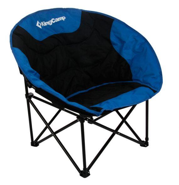 Faltstuhl camping  KingCamp Blau Moon Camping Faltstuhl Campingstuhl Liegesessel ...
