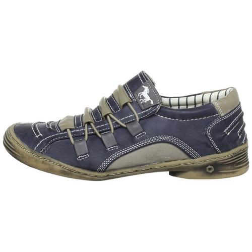 mustang shoes slipper damen schuhe blau arktik. Black Bedroom Furniture Sets. Home Design Ideas