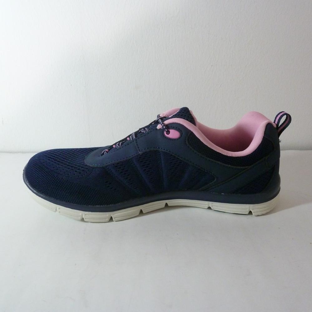 mustang shoes damen sneaker sport schuhe in dunkelblau. Black Bedroom Furniture Sets. Home Design Ideas