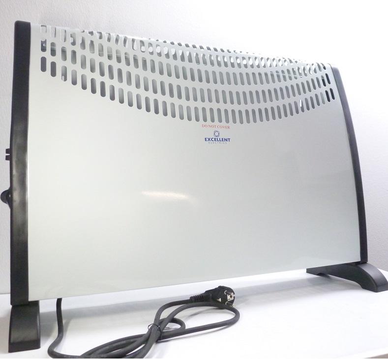 excellent electrics konvektorheizung 2000w heizk rper. Black Bedroom Furniture Sets. Home Design Ideas