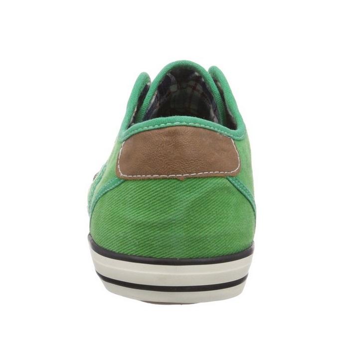 mustang shoes herren slipper schuhe sneaker ohne schn rsenkel gr n gr 41 46 ebay. Black Bedroom Furniture Sets. Home Design Ideas