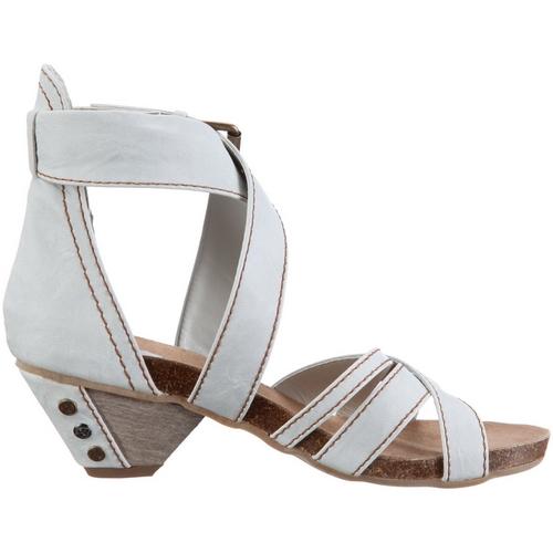 mustang damen sandalen fashion sandalen mit absatz ice. Black Bedroom Furniture Sets. Home Design Ideas