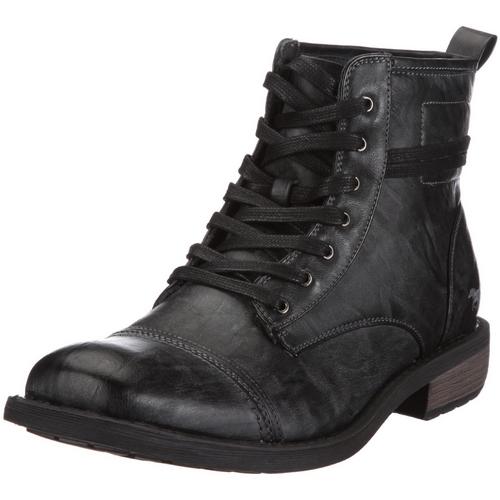 mustang shoes herren stiefel l ssige boots stiefletten. Black Bedroom Furniture Sets. Home Design Ideas