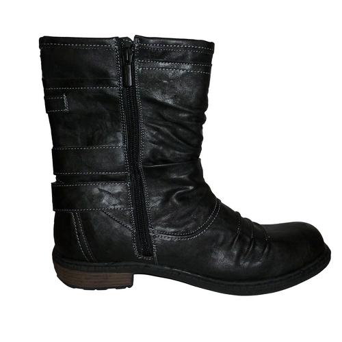 mustang shoes herren leder stiefel schwarz boots schuhe. Black Bedroom Furniture Sets. Home Design Ideas