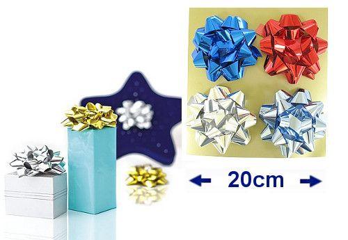 Geschenkrosetten selber machen