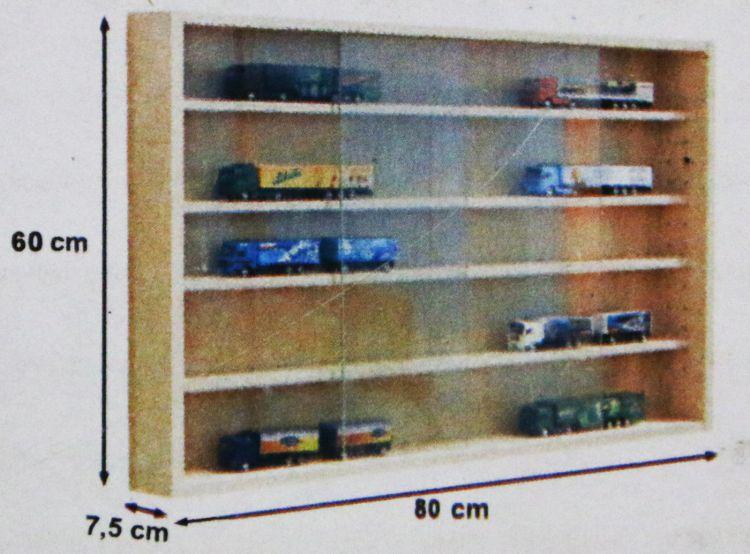 Vitrine collectionneur de en verre bois d 39 exposition ebay for Vitrine en verre et bois